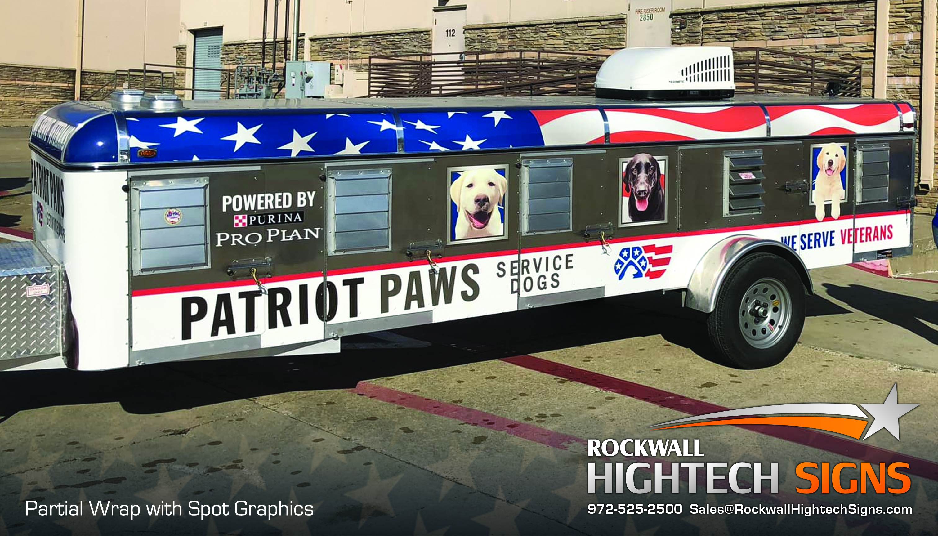 Patriot Paws Service Dogs
